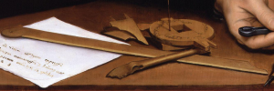 Detail of tools