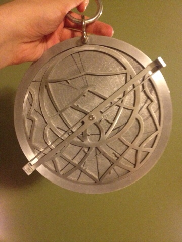 Astrolabe in progress